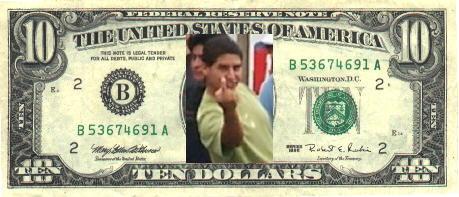 illegal dollars
