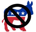 no democrats